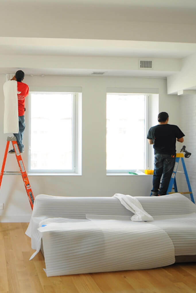 Home Interior Installation