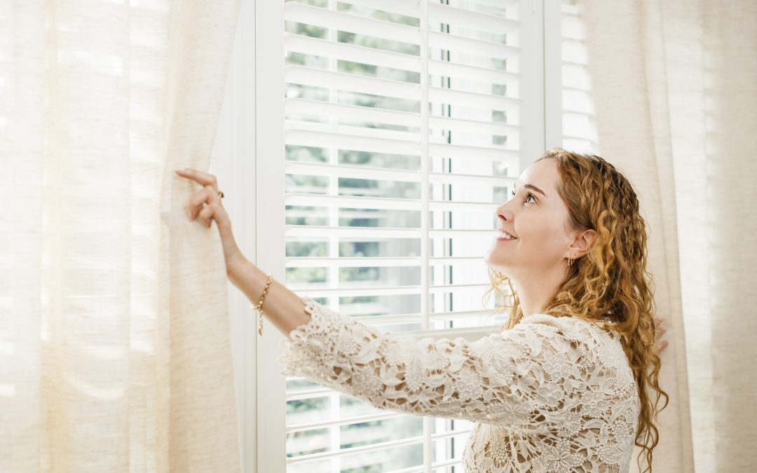 Curtains or Blinds? Which side of the field are you on?