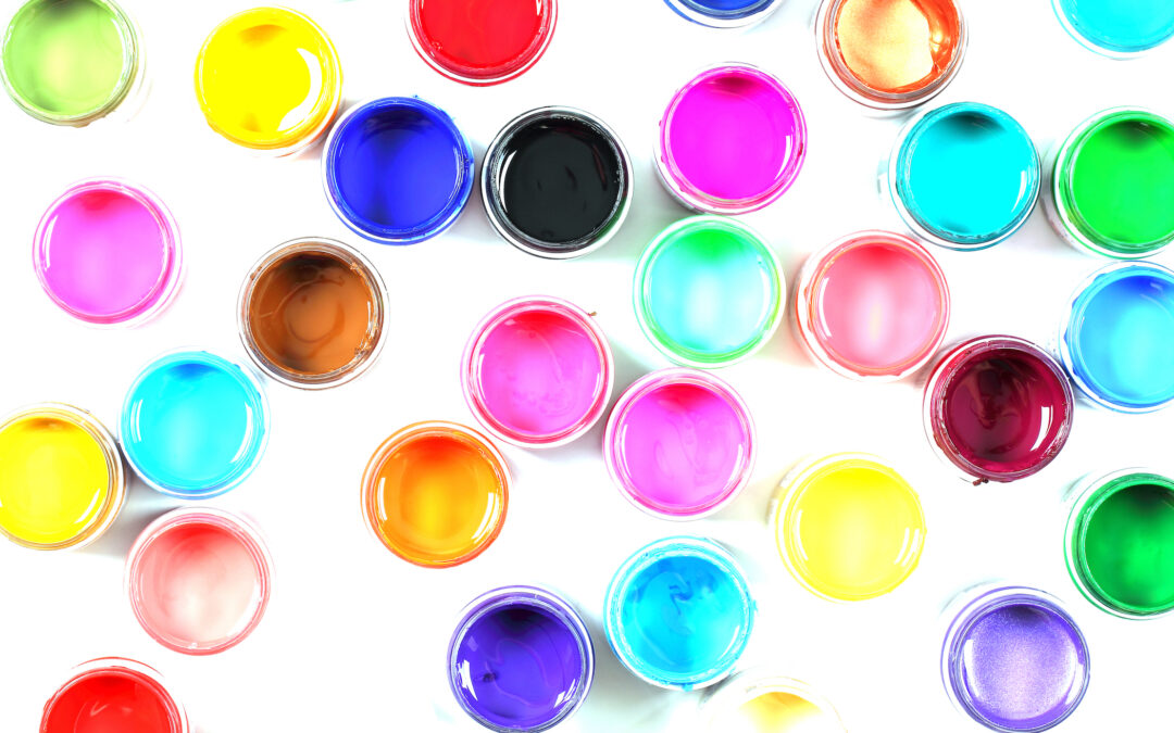 Some ideas for choosing color with confidence